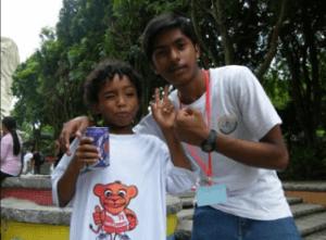 сингапурские ученики