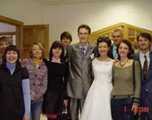 свадьба Дениса и Розы