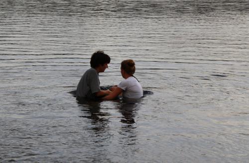 Крещение в Норвегии
