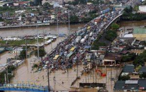 Церкви Христа в Маниле борются с последствиями тайфуна