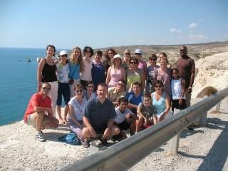 Христианская конференция неженатых христиан на Кипре