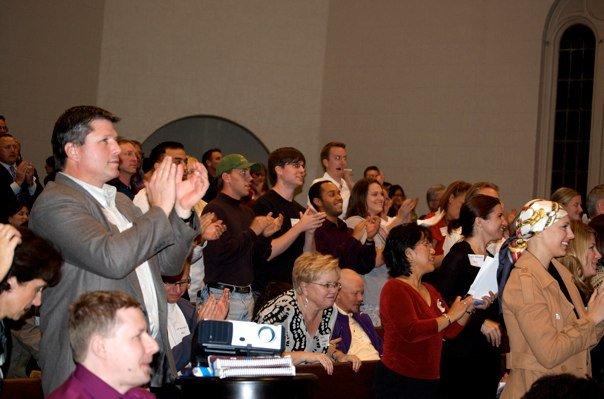 Христиане в Сиэттле собрали 70 тысяч долларов на восстановление церкви