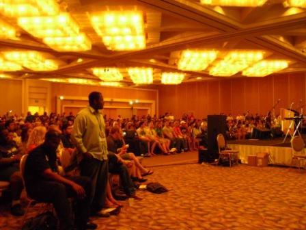 """Христианская конференция студентов """"Весь мир узнает"""" завершилась в США"""
