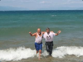 Крещение в Македонии: приди и помоги нам