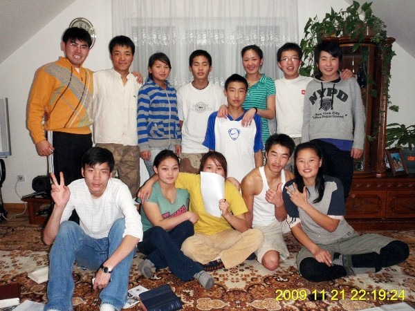 Хорошие новости из Монголии