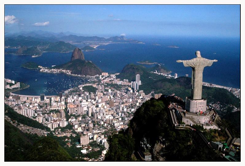 Юбилей международной церкви Христа в Бразилии