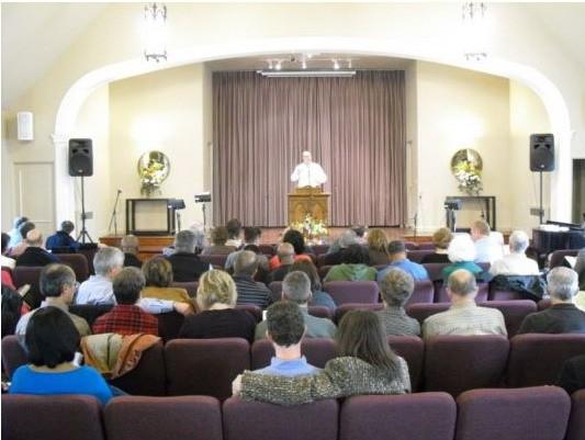 Церковь Христа в Хартфорде устраивает конференцию старейшин