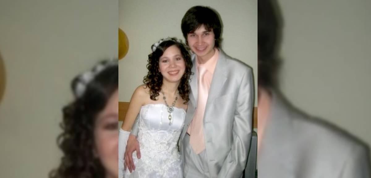 В казанской церкви состоялось венчание Дианы и Арсения