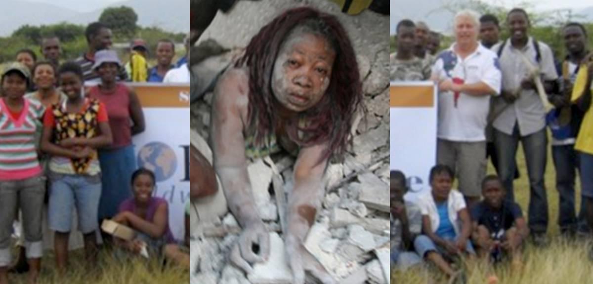 Землетрясение на Гаити: Дневник событий и новости о церкви