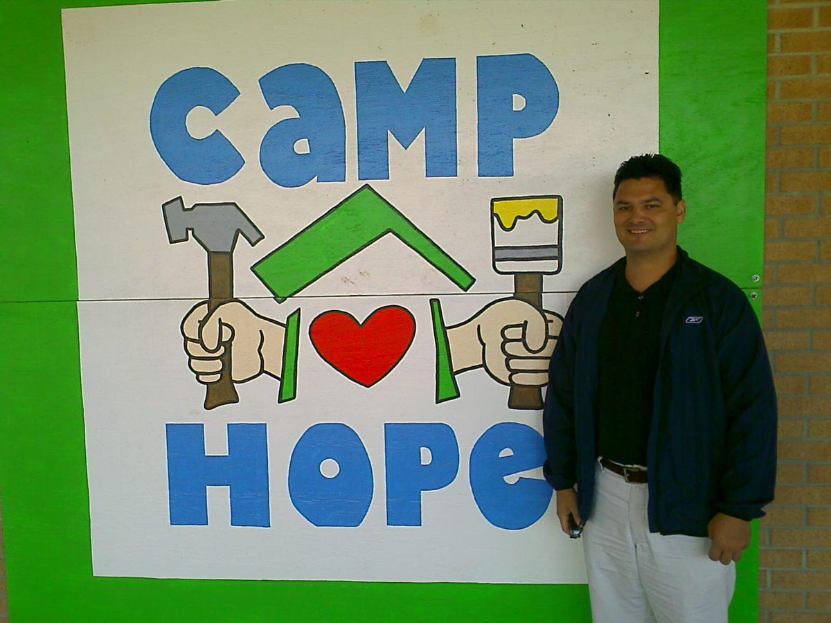 БФ HOPE worldwide в Луизиане помогает пострадавшим от урагана