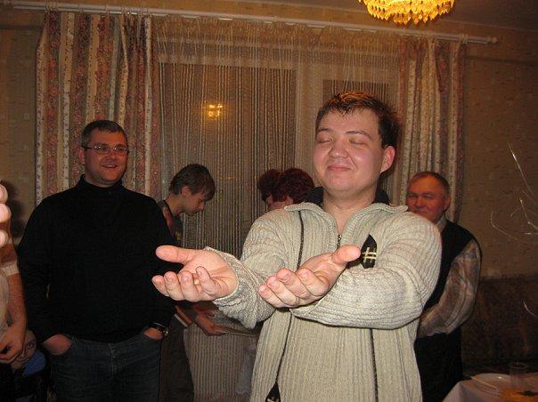 Случайности не случайны: крещение Олега