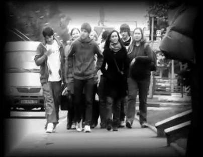 Ролик о подростках московской церкви