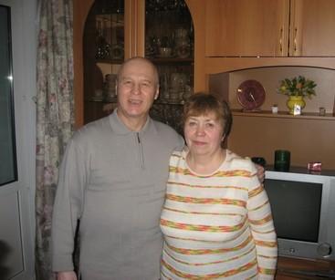 Крещение семейной пары в Екатеринбурге