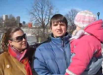 Небольшой ролик о жизни церкви в Екатеринбурге