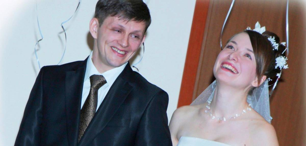 В уфимской церкви состоялось венчание Александра и Валерии