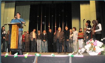 Московская церковь Христа собирает средства для молодых церквей