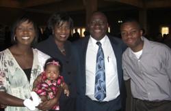 Назначение старейшин в церквях Сиэтла и Саус Саунд