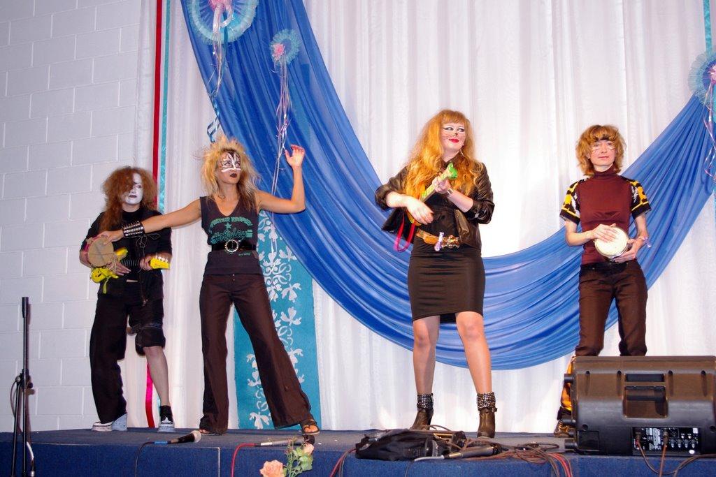 """В новосибирской церкви прошла клипмейкерская вечеринка """"КлипStar"""""""