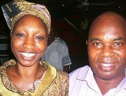 Пастор и его жена стали христианами в Нигерии