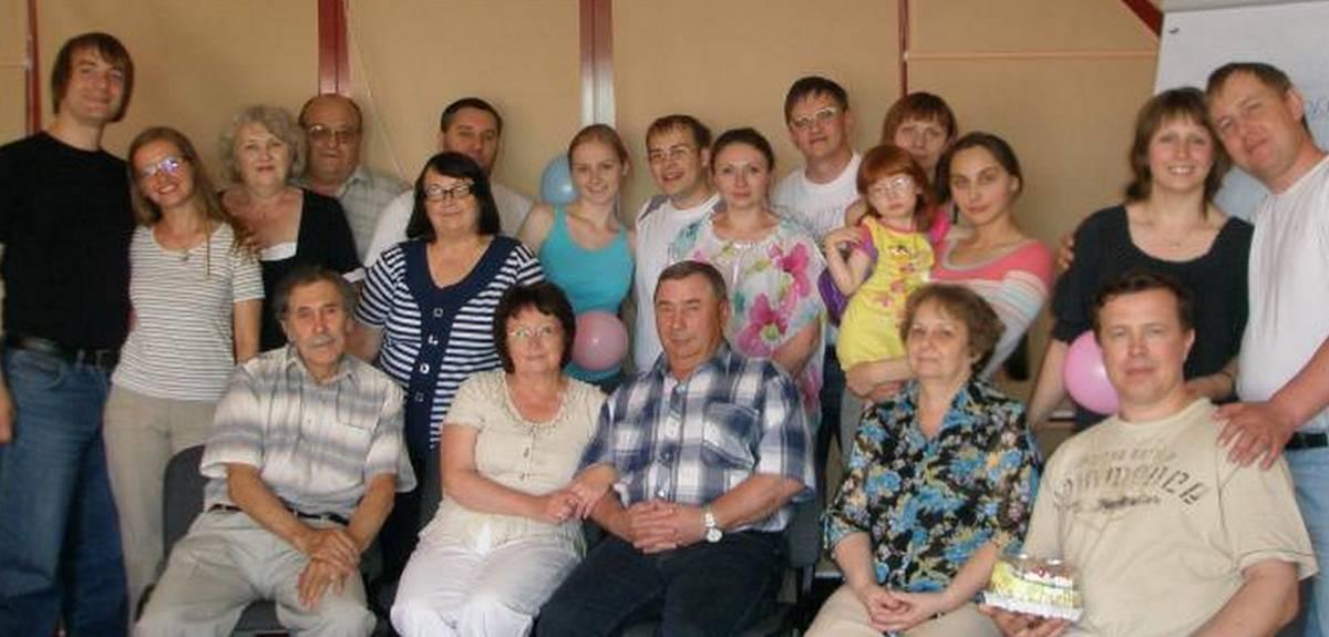 """Омская церковь провела семинар для семьи """"Хорошо быть вдвоем"""""""