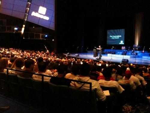 Христианская конференция студентов в Чикаго
