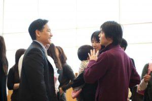 Токийская церковь Христа: радостное воссоединение