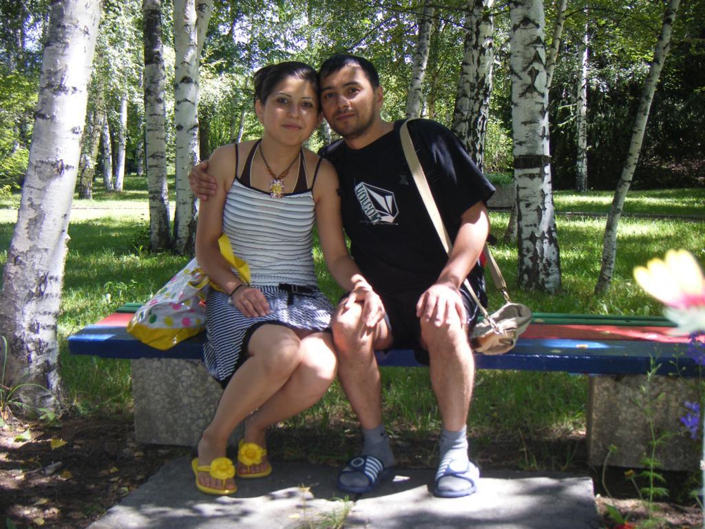 Снова вместе: возвращение брата в Бишкеке