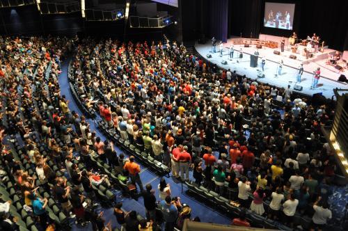 Христианскую студенческую конференцию в Чикаго посетило 200 человек