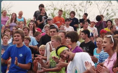 Подростки московской церкви навестили своих друзей в Киеве