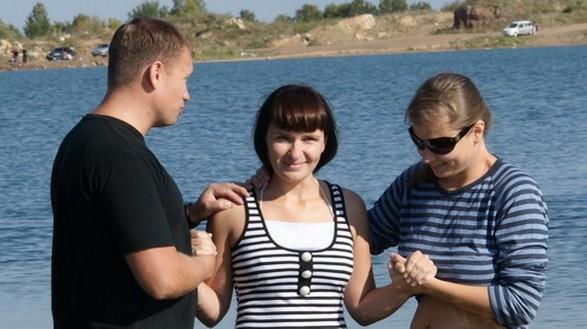 Моя жена крестилась вслед за моим решением жить по Библии