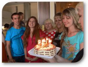 Церковь в Ярославле празднует крещение новых людей