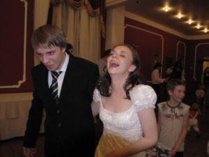 Венчание в церкви Владимира - еще одна история любви