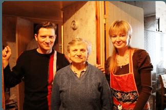 """Фонд """"Надежда по всему миру"""" помогает пожилым людям Москвы"""