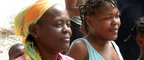 Церковь на Гаити помогает жителям защищаться от холеры