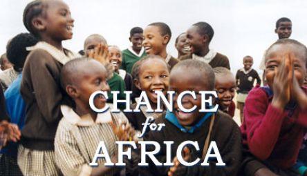 Шанс для Африки: Программа помощи африканским детям
