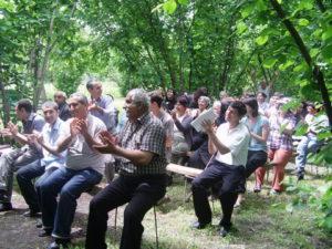 Хорошие новости из церкви в Азербайджане