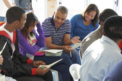 Общение с подростками в церкви и дома