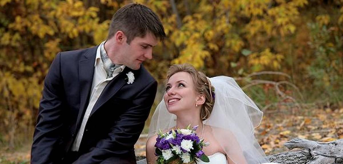 Венчание в новосибирской церкви: история любви Жени и Светы