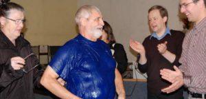 Крещение в Берлине: Где есть вера, будут и чудеса