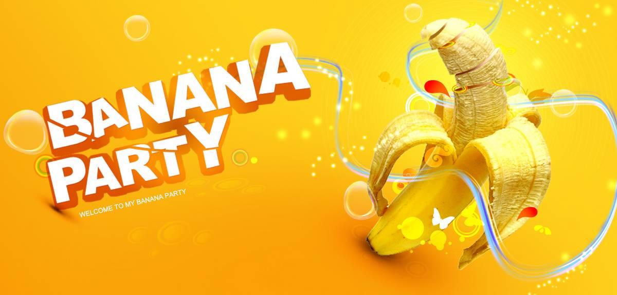 Банановая вечеринка: сценарий для отличного праздника