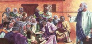 Канонизация Библии. История утверждения списка книг. Аудиозапись