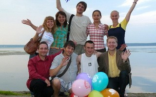 Крещение в Церкви в Екатеринбурге