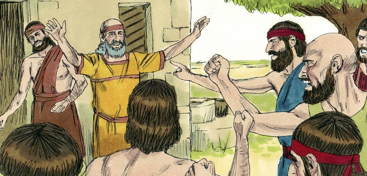 Герои Библии: Гедеон и его жизнь. Аудиозапись семинара