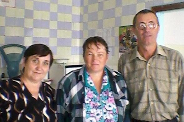 Крещение в городе Змеиногорск (Алтай)