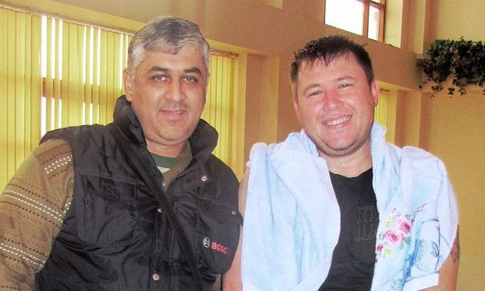 Крещение в Ашхабаде  - хорошие новости церкви