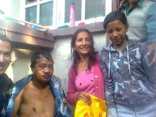 Любовь и забота христиан в Непале помогли мне креститься