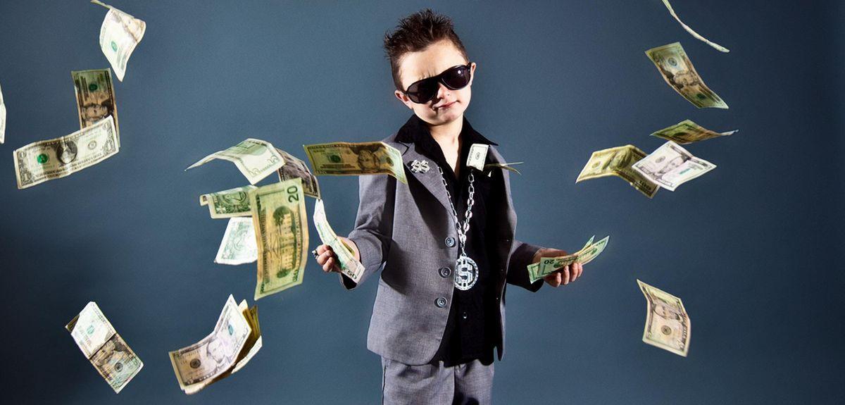 Финансовая грамотность детей и молодежи - роль родителей