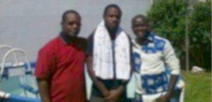 Крещение в Абиджане под пулями во время гражданской войны