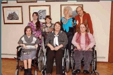 В московской церкви состоялось первое собрание христиан-инвалидов