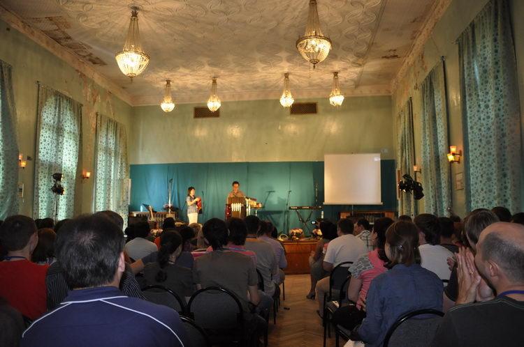 Конференции служителей церквей Евразии состоялась в Подмосковье
